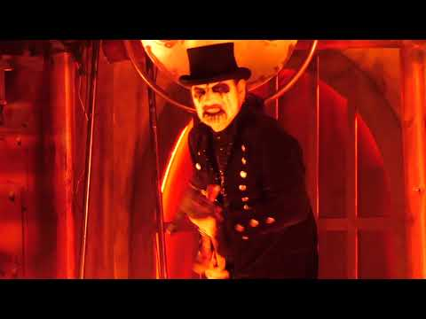 """King Diamond - Live at The Modell Lyric, Baltimore MD 11/11/19 """"Institute"""" 2019 Tour!"""