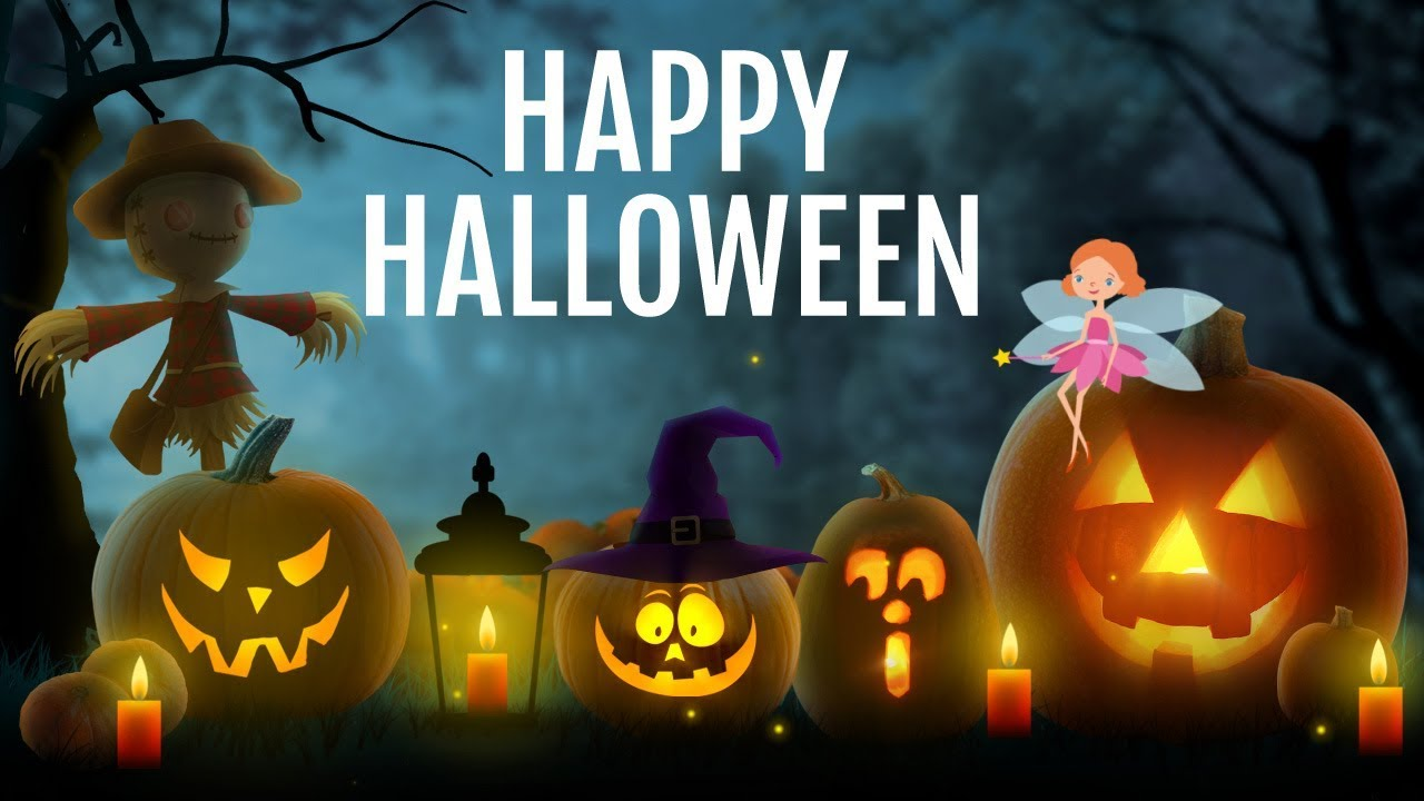 happy halloween wishes, greetings, ecard, magical fairy, message