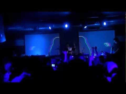 1.12.2012 Beardyman Live Sofia Bulgaria club Mixtape part 2
