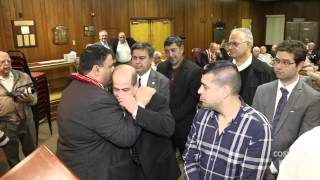 AHEPA Initiation New Members from Districts 4 and 5