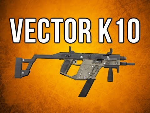 Black Ops 2 In Depth - Vector K10 SMG Review