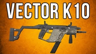 Black Ops 2 In Depth - Vector K10 SMG Review
