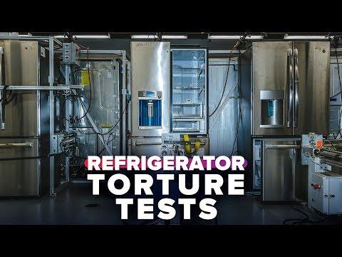 Breaking Refrigerators: Inside GE's Testing Lab