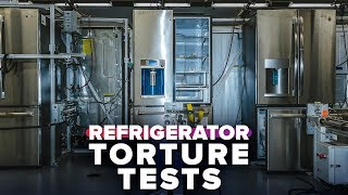 Breaking refrigerators: Inside GE's testing lab