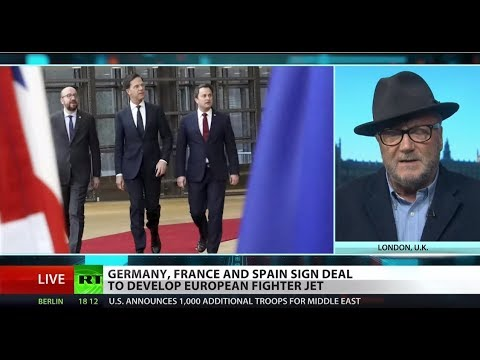 RT America: New European air force will 'duplicate NATO' – Galloway