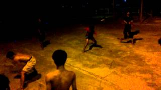Hunter Brotherhood Street Crew ( Hbsc ) Part 1 Training .