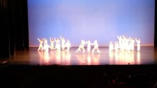 瑪利諾神父教會學校小學部中國舞比賽