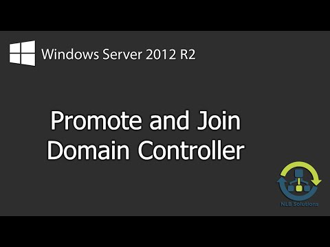 How to add a Domain Controller to an Existing Domain (Inter-Site Replication)