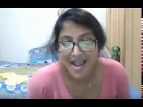 Indian Bhabi on Webcam | Indian Girl Dance on Webcam |