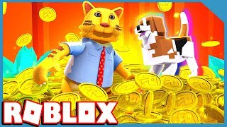 OVER 1,000,000,000 MOON COINS IN ROBLOX PET SIMULATOR