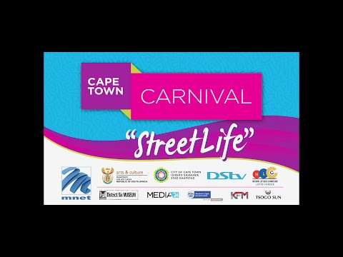 CAPE TOWN CARNIVAL 2016 - OFFICIAL VIDEO