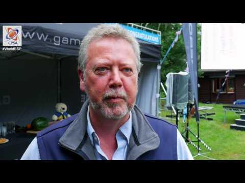 World ESP 2016: interview with David Scott of sponsors Gamebore
