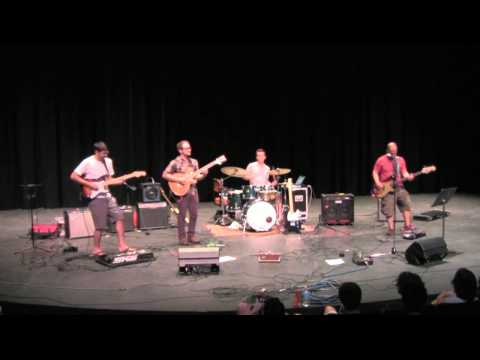 Shakey Ground Performed by Instructors at UW-Green Bay Guitar Camp