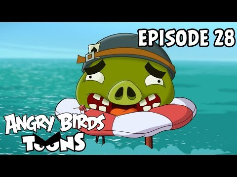 Angry Birds Toons   Catch Of the Day - S1 Ep28