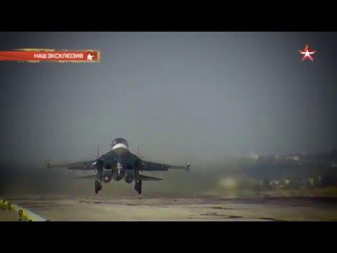 Танцующий штангист Су-34: