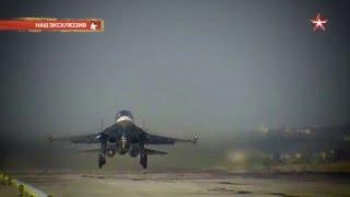 Танцующий штангист Су-34: фантастические кульбиты новейшего бомбардировщика