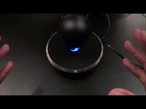 OM/ONE - World's First Levitating Bluetooth Speaker