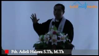 Pdt. Adieli Halawa S.Th, M.Th Khotbah Jumat Agung 14/04/2017