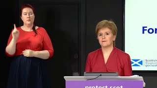 video: Scotland lockdown: what are the new Covid rules and Tier 4 restrictions?