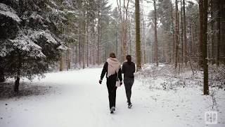 Winter in Tilburg