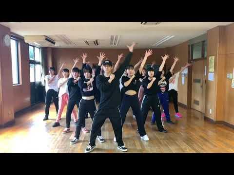 「話題」世界大会優勝チームが [3年A組] 朝礼体操を踊ってみた