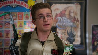 Adam and Beverly Goldberg Go Ghostbusting - The Goldbergs