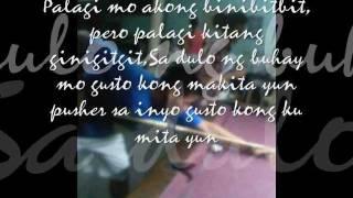 Sabi ng bato - Bugoy na koykoy {Lyrics}