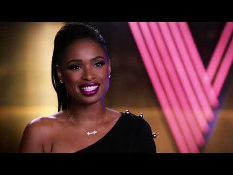 The Voice: Season 13: Jennifer Hudson Behind the Scenes Interview