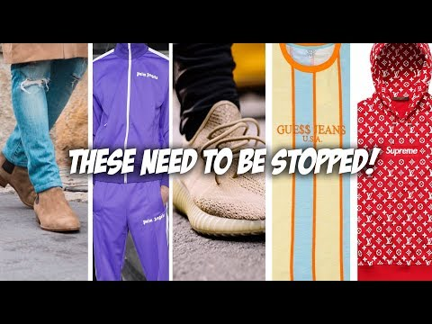 FASHION TRENDS IN 2019 THAT NEED TO STOP! Ft. Frugal Aesthetic