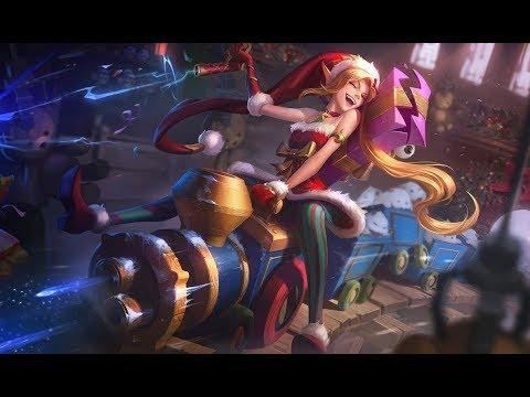 Ambitious Elf Jinx montage- LoL