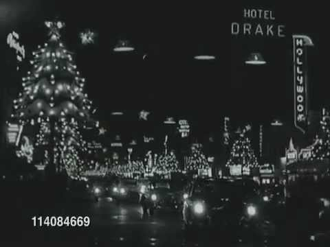 Image result for vintage hollywood christmas
