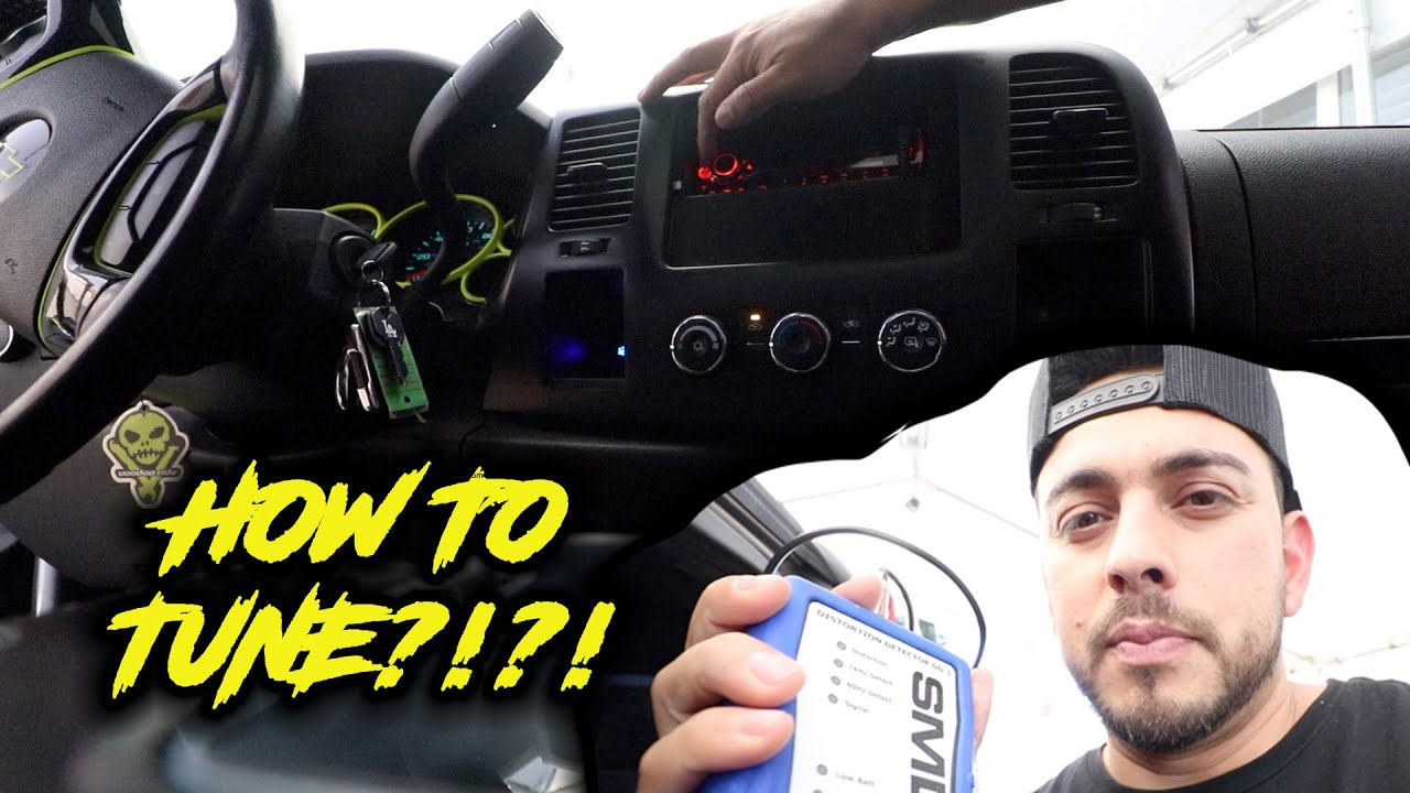 HOW TO PROPERLY TUNE YOUR AMP!!