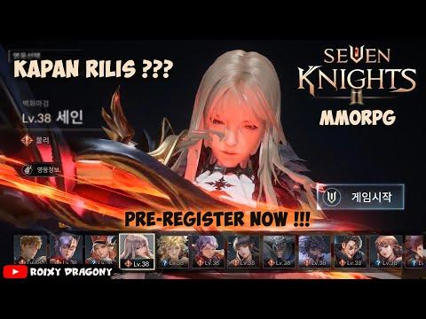 Akhirnya Ada Kabar Ini Game !!! Seven Knights 2 (MMORPG) Android/iOS