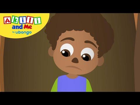 Usiogope! | Akili and Me | Katuni za Elimu kwa Watoto