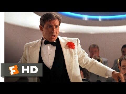 Indiana Jones and the Temple of Doom (1/10) Movie CLIP - Nightclub Brawl (1984) HD