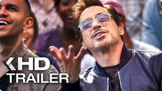SPIDER-MAN Homecoming Tony Starks Party Extended Cut Trailer 2017