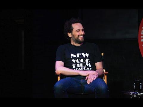 NYFA Guest Speaker Series: Matthew Rhys