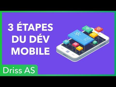 Comment Apprendre Le Développement Mobile ?