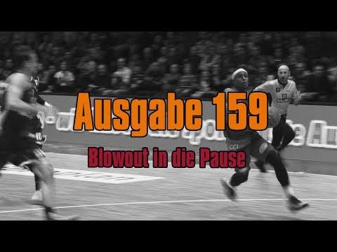 NINERS360 Ausgabe 159 - Blowout In Die Pause | NINERS Chemnitz Vs. Uni Baskets Paderborn 102:68