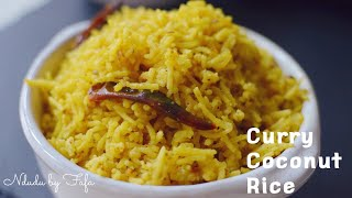 How to cook the tastiest Curry Coconut Rice Easy Step by Step guideNdudu by Fafa
