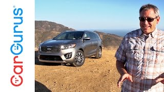 2017 Kia Sorento | CarGurus Test Drive Review