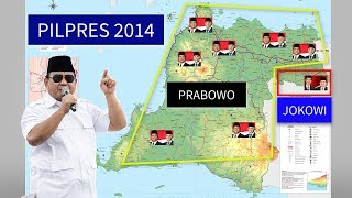 Suara Prabowo Tangguh di Banten Pilpres 2014 dan Survei Charta Politika