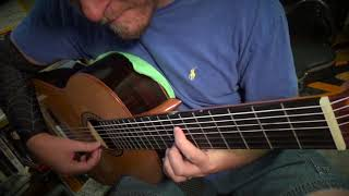 Download Metallica - To Live Is To Die - 7 String Classical Guitar Arrangement