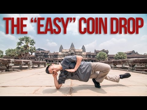 "How To Breakdance | The ""Easy"" Coin Drop 