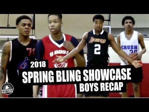 2018 Spring Bling Showcase Boys RECAP Mixtape