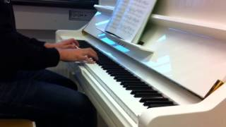 Sopivasti lihava (piano)