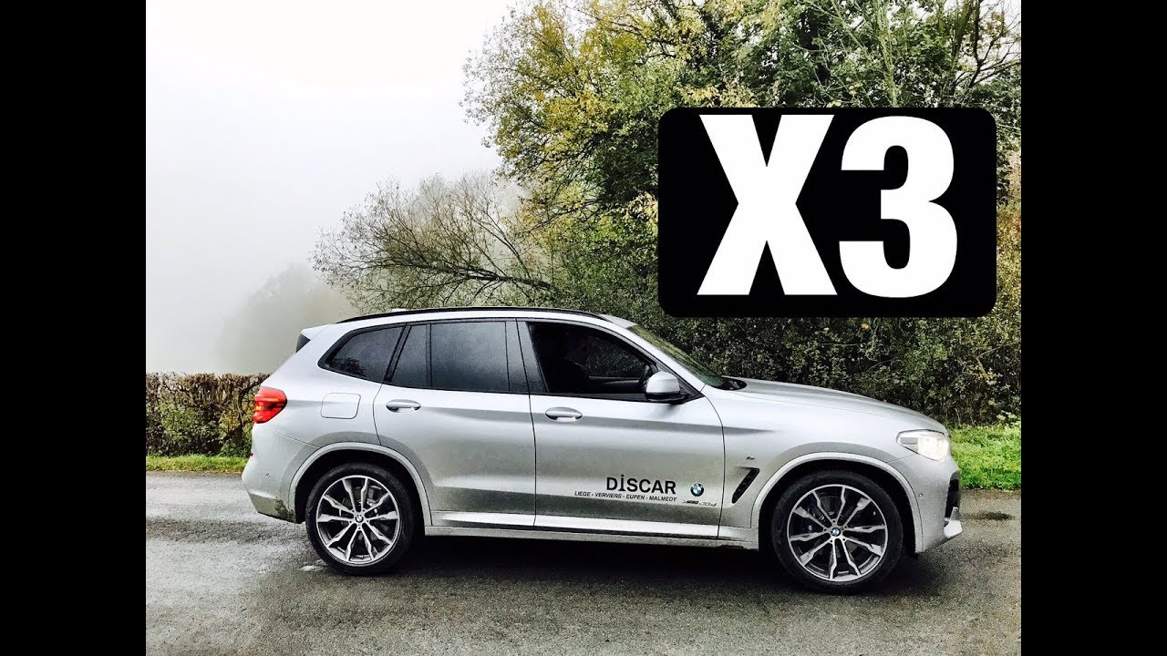 Essai Bmw X3 2017 20d Xdrive 1 Youtube