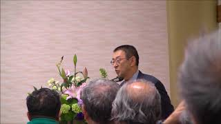 『チベットから見た日本の危機』~維新政党・新風 魚谷哲央代表挨拶