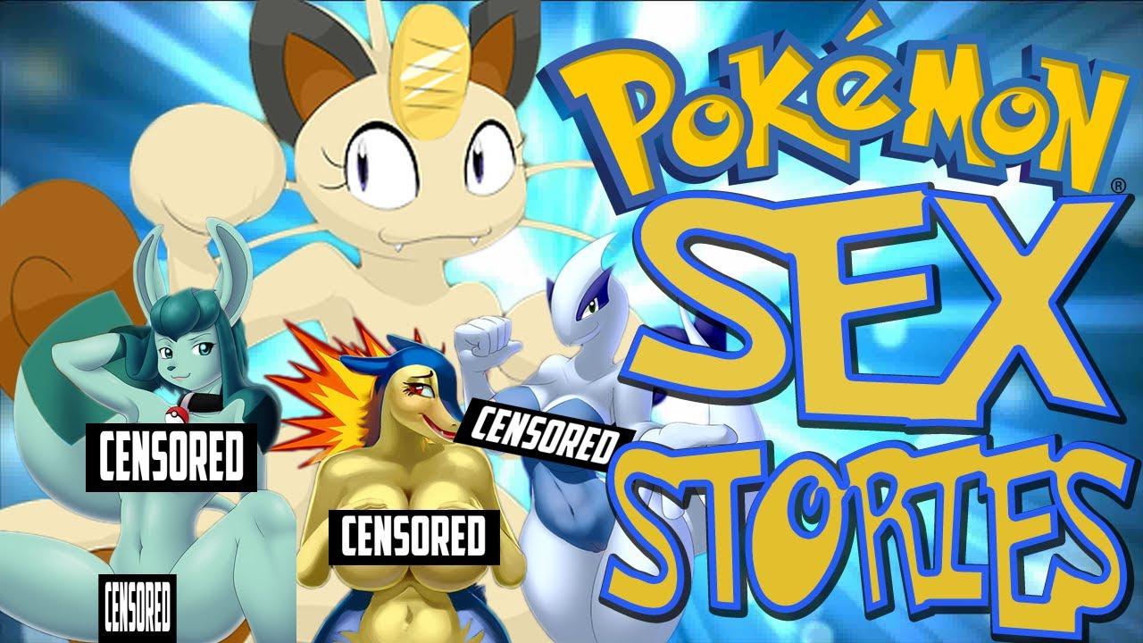 Pokemon Sex Stories