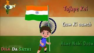 Ae Watan Raazi WhatsApp Status Video | Arijit Singh | Raazi || Dila Da Sathi